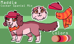 .:REFERENCE:. Maddie by JewelyCat