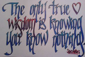 More calligraphy by crashchick