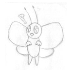 Pretty the Butterfree by MikariStar