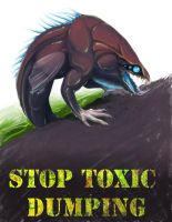 Stop Toxic Dumping by bberry06