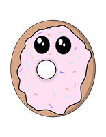 Donut Animation :Download Plz: by Little-Miss-Kim