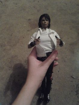 my hoy toy michael jackson by countrygirl16mj