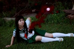 Kagome Loses the Shikon Jewel by firecloak
