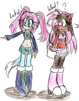 Marissa and Laury by LauryPinky972