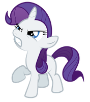 Rarity Filly by Omniferious