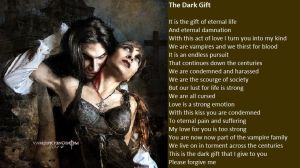 The Dark Gift by demonrobber