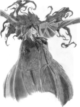 The No-Life King, Alucard by Shebby2007