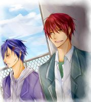 {OC]A memory from the past by KuroBaka22