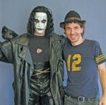 Brandon Lee the crow by BobbyC1225