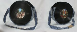 Beatles Record Bag by Spence2115