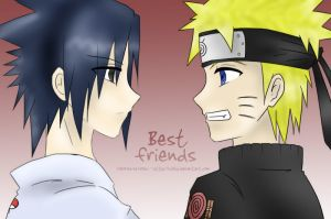 Best Friends by H0shii
