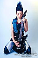Rock n' Roll Baby_5 by DevillePhotography