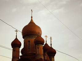 all prayers lead to russia by draumfoto