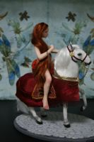 Lady Godiva final 02 by alaskabody-dolls
