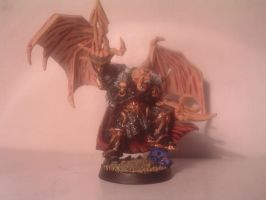 Possessed Chaos Lord by Sputnik127