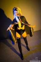 Classic Storm Cosplay by the-mirror-melts