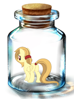Bottled Up: Alice by Songbreeze741