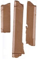 cardboard strips by thppt-stock