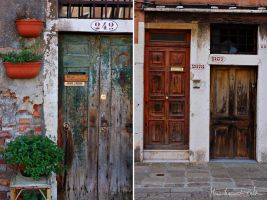 Venetian Doors by PictureElement