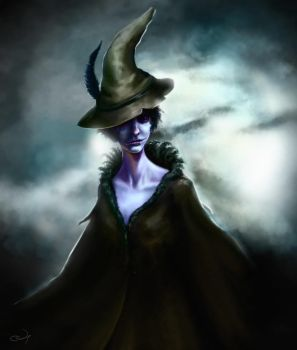Witch by Albek42