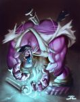 Dr. Mundo From LOL by JAG-Comics