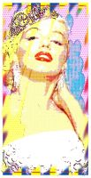 Forever Queen of the Pop-Art by DiosaLuminosa