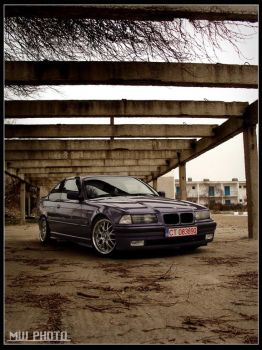 BMW E36 ATM VI by MWPHOTO