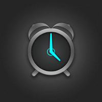 Clock Icon by thiago-silva
