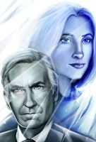 Sapphire and Steel by KiloWhat