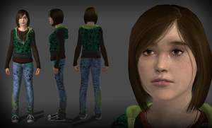 DOWNLOAD Jodie teen short hair by XXMAUROXX