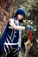 Chrom (Fire Emblem) Prince Of Ylisse by Tmmeh