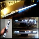 DIY Stormtrooper Lightsaber by The-Hand