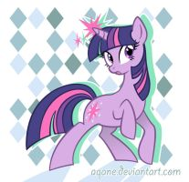 twilight sparkle by arcuate