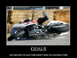 Motorbike Posters-Goals by Eccles116
