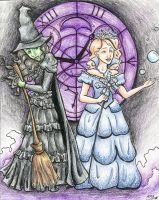 No One Mourns the Wicked by constantdoodler