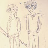 More Harry and Ginny by nowherelittlegirl