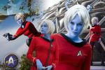 Australia girls do star trek by jon1963