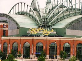Miller Park by daniel-6-mile-man