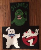 Ghostbusters by JanetLeigh