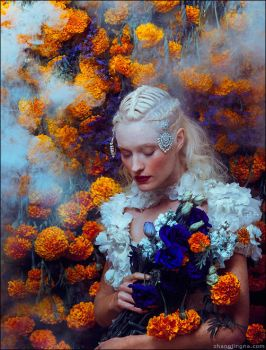 Motherland Chronicles #34 - In the Secret Garden by zemotion