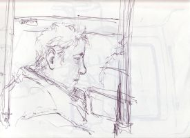 Random Fuckers on the Bus 268 by Inaimathi