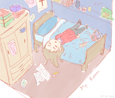My Room by swot-anma