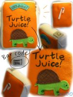 Turtle Juice by MONSTERCreations