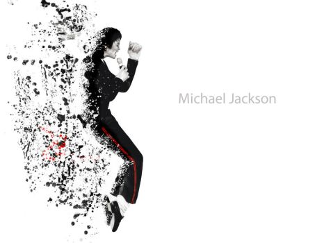 fractured michael jackson by fadhlysb