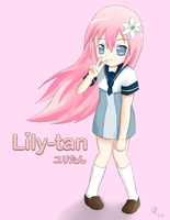 Lily-tan by HyperComboFinish