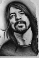 Dave Grohl by ahsr