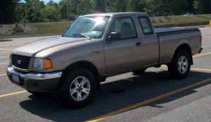 (2003) Ford Ranger XLT by auroraTerra