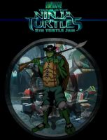 Skratchjam 5th Turtle Jam - Don Canaletto 'DONC' by danbol