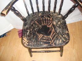 The Chair 01 by stickypenguin