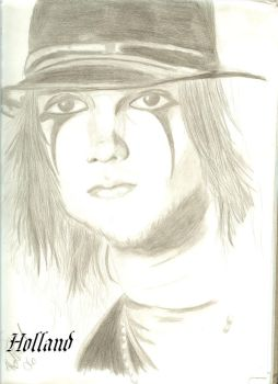 Synyster Gates by VictoriaDeth